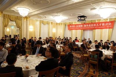 瑞士中国学人科技协会代表团携科技项目赴江浙两地进行对接洽谈
